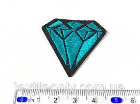 Нашивка бриллиант