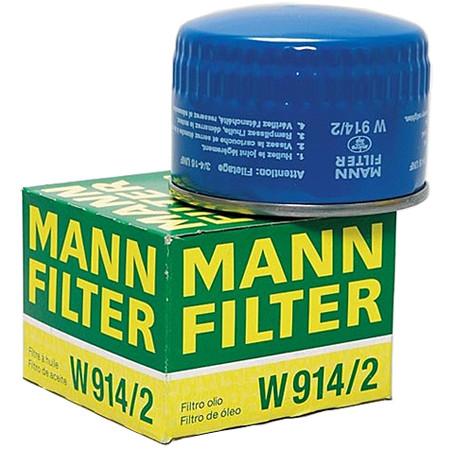 Маслянные фильтра MANN