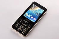 Servo v8100  Телефон на 3-4 Sim + чехол черный(black)