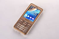 Servo v8100  Телефон на 3-4 Sim + чехол золотой(gold), фото 1