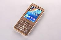 Servo v8100  Телефон на 3-4 Sim + чехол золотой(gold)