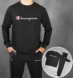 Спортивный костюм Champion черный