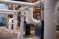 Теплоизоляция паро- трубопроводов
