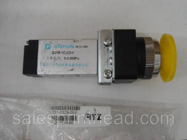 alve for Flora LJ320P printer PN 331-0329-000