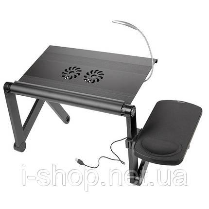 Столик для ноутбука UFT YOKO VIP black, фото 2