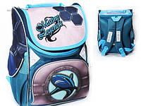 """Рюкзак """"Shark"""" 2 відд. 34*25*13см, 300D PL 9618 CLASS"""