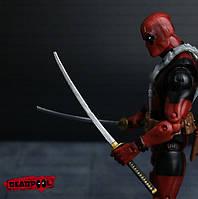 Фигурка игрушка Дэдпул Dead Pool Marvel Deadpool  Дедпул