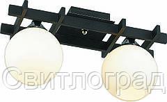 Светильник Потолочный Деревянный    Altalusse INL-3089C-02 Chrome & Wengue