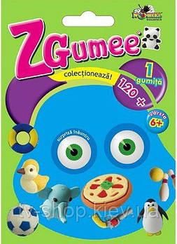 Ластик-конструктор-сюрприз «ZGumee» ( 1шт)