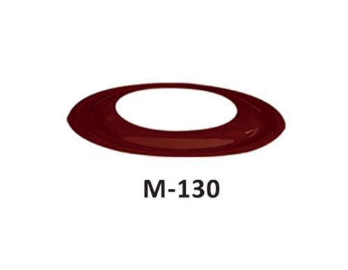 Накладка декоративная М-130 Duval ф130 мм (окапник)