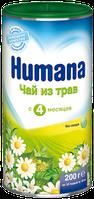 Чай растворимый Humana травяной сбор с ромашкой 200