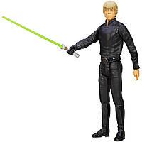 Звездные войны фигурка Люк Скайуокер 30 см высотой. Оригинал Hasbro