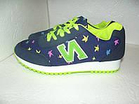 Новые женские кроссовки, р.38 (23,5см)