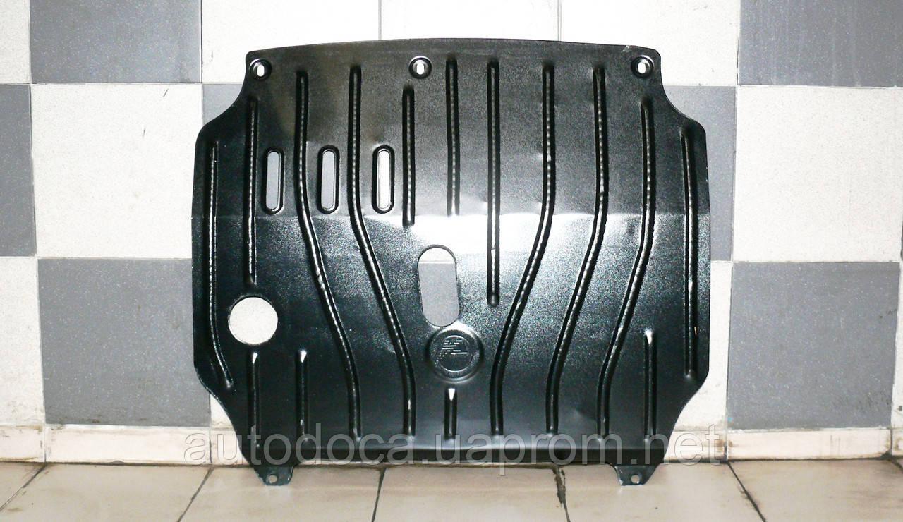 Защита картера двигателя и кпп Geely Emgrand X7 2012-