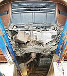 Защита картера двигателя и кпп Geely Emgrand X7 2012-, фото 4