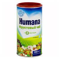 Чай растворимый Humana фруктовый 200