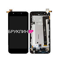 Дисплей для мобильного телефона Fly FS504 / Экран для телефона Флай