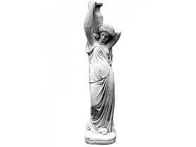 Скульптура садовая «Девушка с кувшином» малая, фото 2