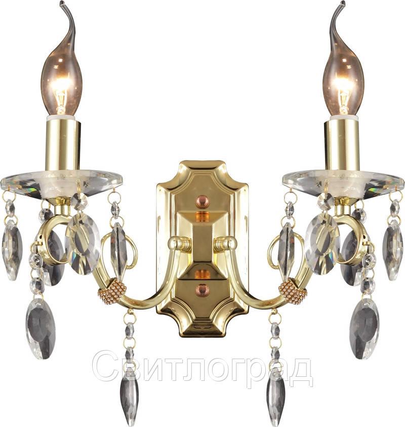 Бра Свеча  Классика  Altalusse INL-1113W-02 Gold