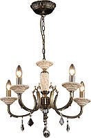 Люстра Свеча  Классика  Altalusse INL-6126P-05 Antique & Brass