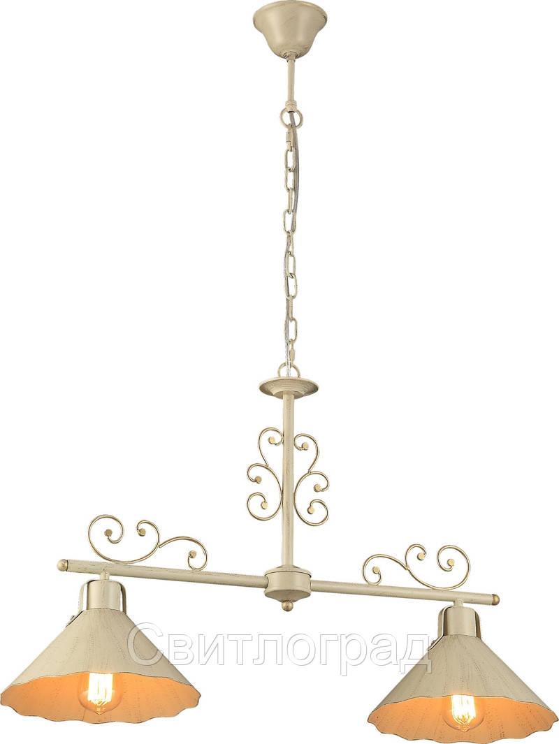 Светильник Подвесной Loft  с Плафонами  Altalusse INL-6137P-02 Ivory white