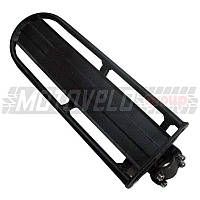 Багажник на подседельный штырь алюминиевый (#MD)