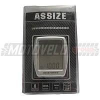 """Велокомпьютер проводной """"Assize"""" (11 режимов) (#MD),mod:AS-411"""