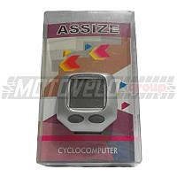 """Велокомпьютер проводной """"Assize"""" (11 режимов) (#MD),mod:AS-505"""