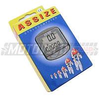 """Велокомпьютер проводной """"Assize"""" (11 режимов) (#MD),mod:AS-820"""