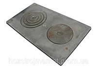 Плита конфорочная (земляная)