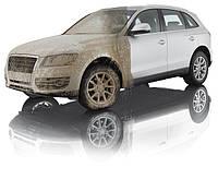 Преимущества сухой мойки автомобиля