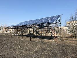 Мережева СЕС 30 кВт*год, с. Сазонівка 2