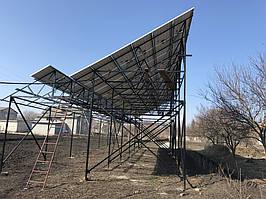 Мережева СЕС 30 кВт*год, с. Сазонівка 3