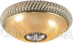 Люстра Хрустальная   Светильник Потолочный Altalusse INL-1032C-3 Amber