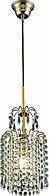 Люстра Хрустальная   Светильник Подвесной Altalusse INL1082P-01 Gold
