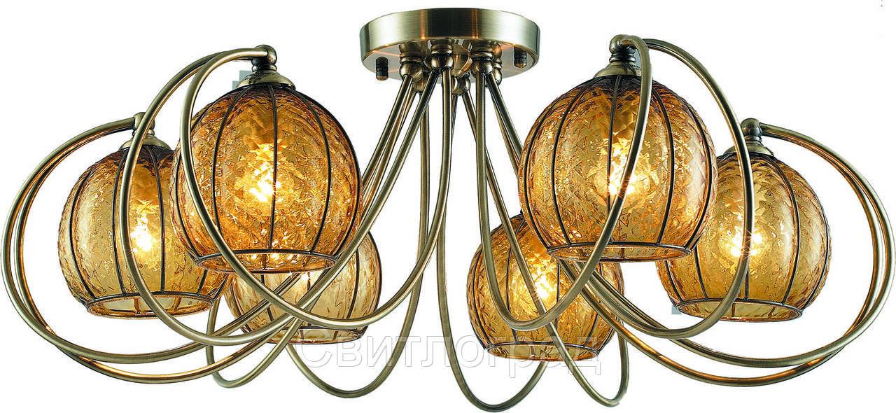 Люстра с Плафонами   Светильник Потолочный Altalusse INL6089C-06 Antik