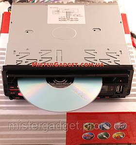 Автомагнитола Pioneer 3231 DVD, CD, MP3, USB, AUX, FM Съемная панель