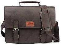 Мужской портфель Always Wild NZ-T1 коричневый