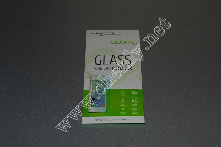 Защитное стекло  ZTE Blade A610
