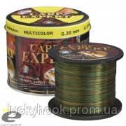 Леска монофильная Carp Expert 1000 м Boil Special Multicolor 0,40