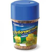 Зубочистки деревянные 250 шт
