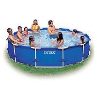 Бассейн каркасный INTEX 28210