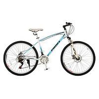 Велосипед 26 дюймов Profi EXPERT 26.1M бирюзово-белый