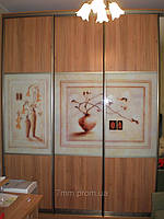 Шкаф -купе с фотополимером, фото 1