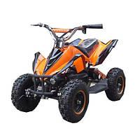 Детский квадроцикл PROFI HB-6 EATV 800 B-7 оранжевый