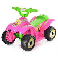 Детский квадроцикл на аккумуляторе Disney Princess Феи ZP 5111-9, для девочки