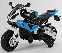 Детский мотоцикл BMW HA528 синий
