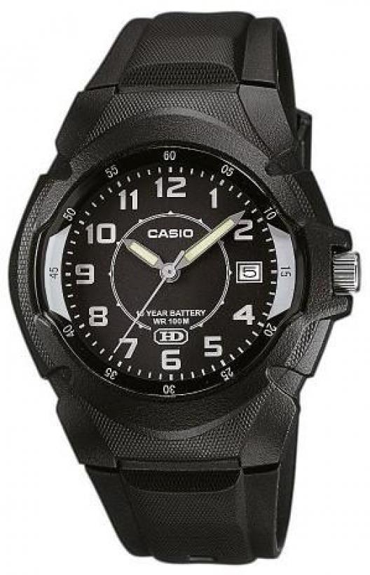 Наручные мужские часы Casio MW-600B-1BVEF оригинал