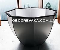 """Банные чаны для купания на дровах от Старобельского машиностроительного завода """"Огонек""""."""