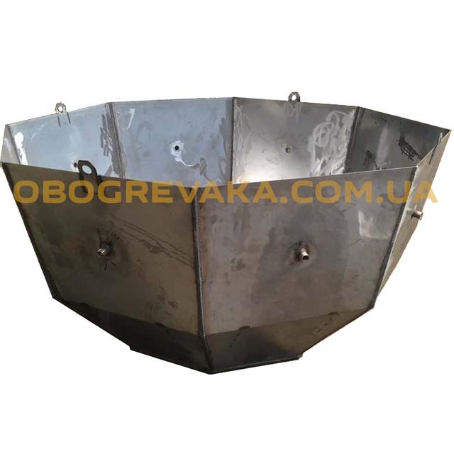 чан для бани из нержавеющей стали